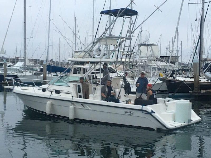 Fishing Charters Sail San Diego San Diego 39 S 1 Choice