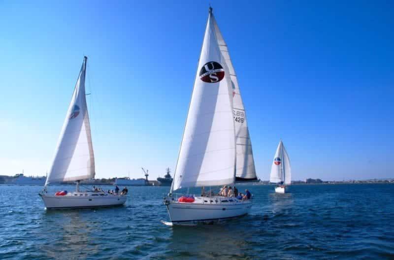 day sail san diego bay