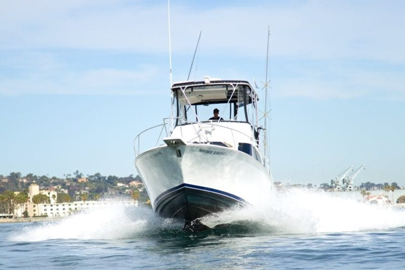 san diego private fishing charter