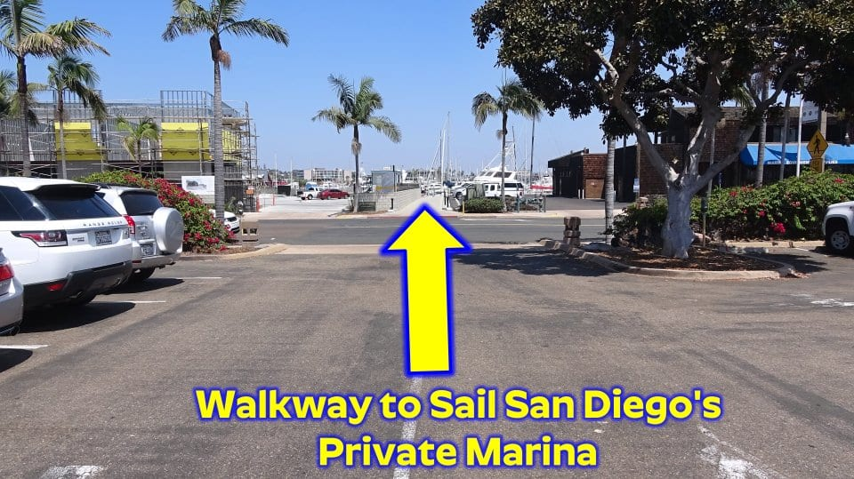 directions parking sail san diego 3