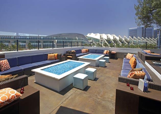 hardrock hotel rooftop bar san diego