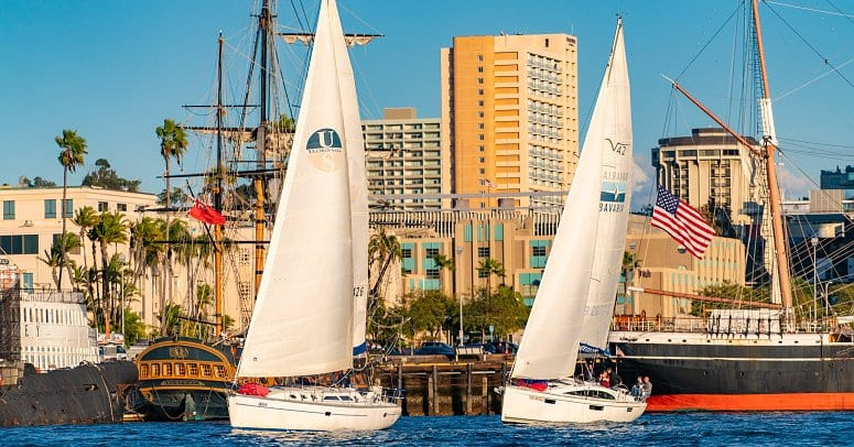 how to choose sailing charter in san diego