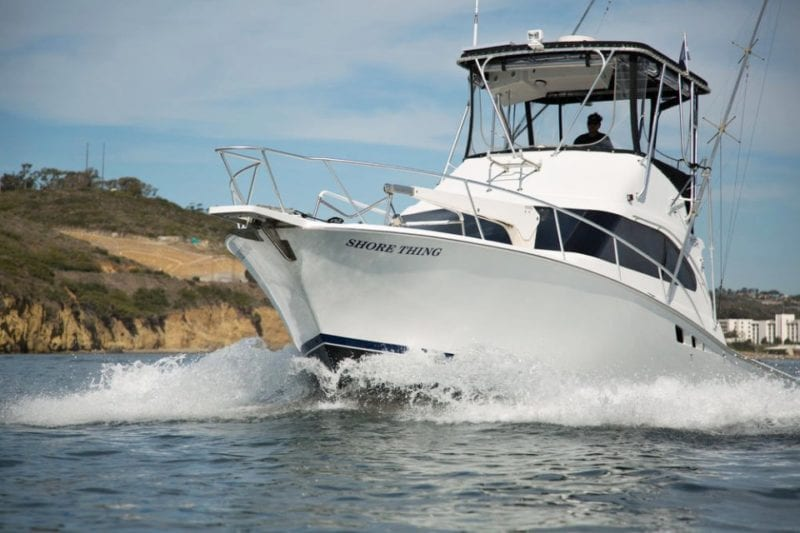 private fishing charter in san diego