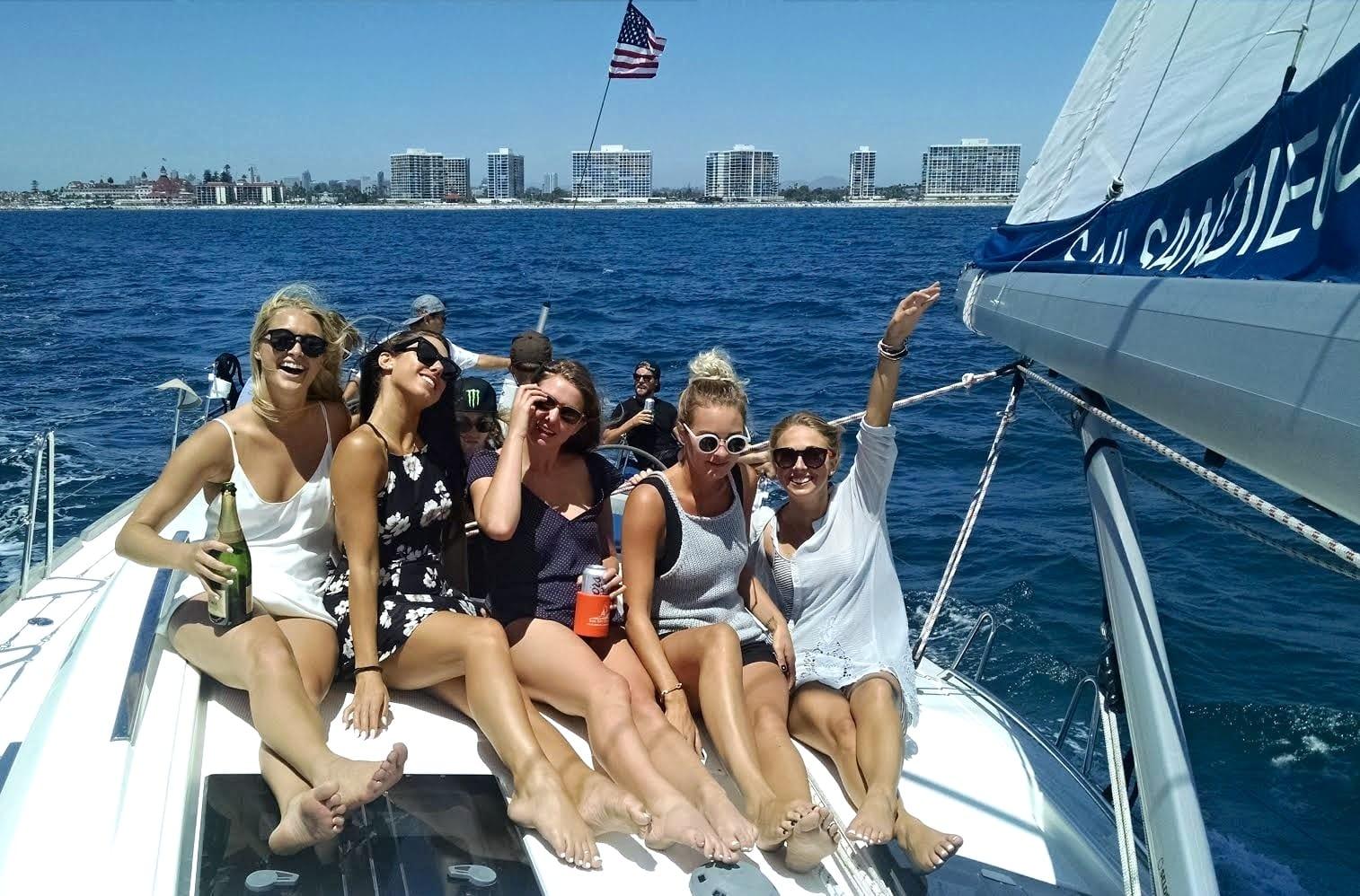 san diego sailing tour