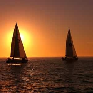 sunset-round