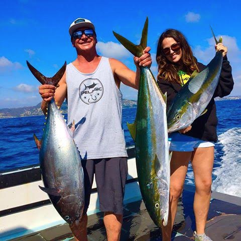 Fishing charters sail san diego san diego 39 s 1 choice for Fishing license san diego